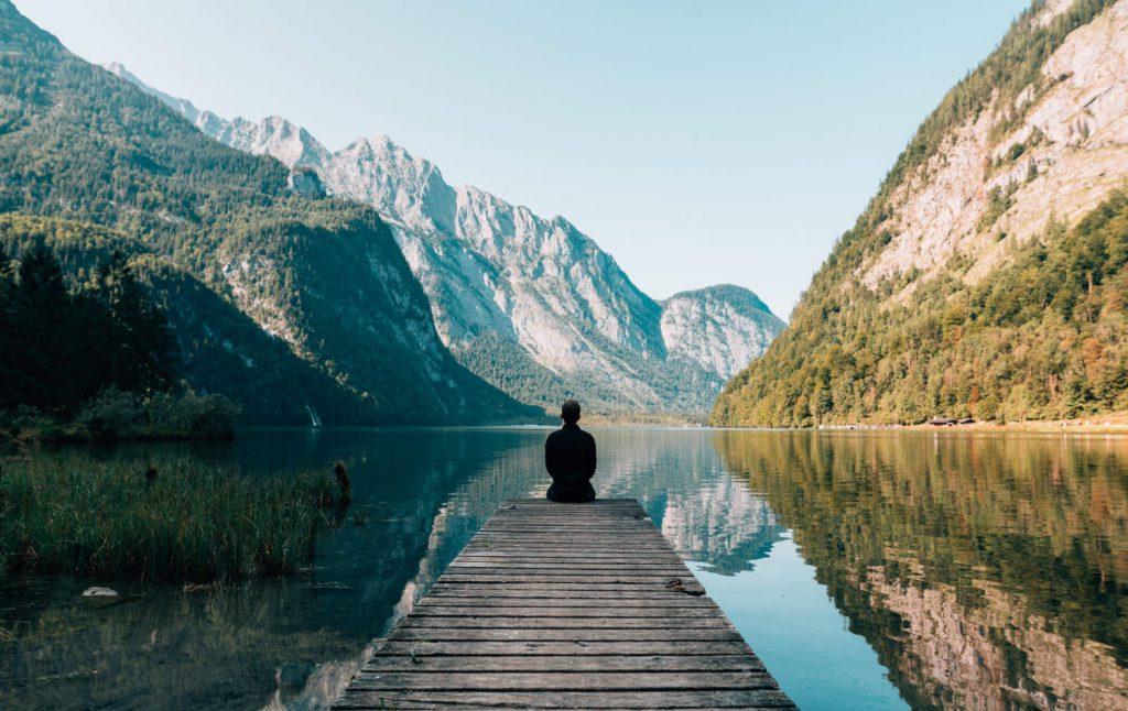 Bodyscan - die ideale Kurzmeditiation für jeden Tag und jeden Ort