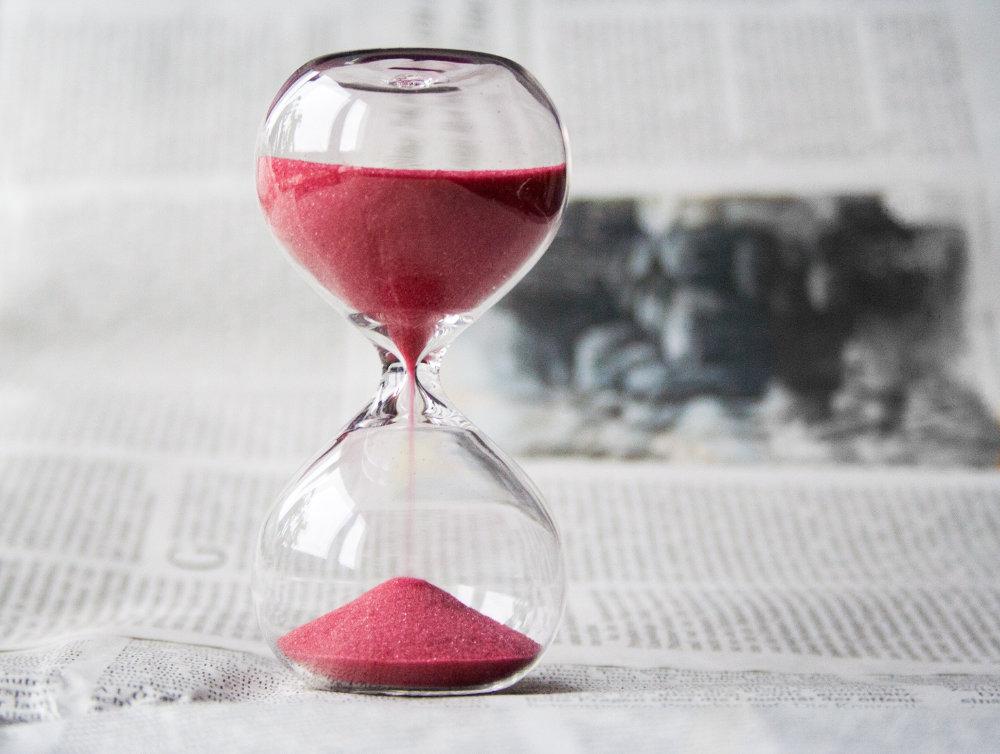 Bei der Unternehmensnachfolge kommt  es auf das richtige Timing an.