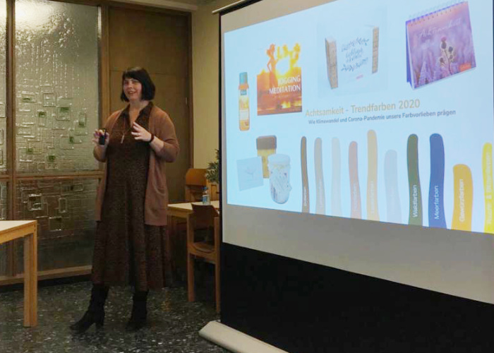 Claudia Hoffmann Vortrag