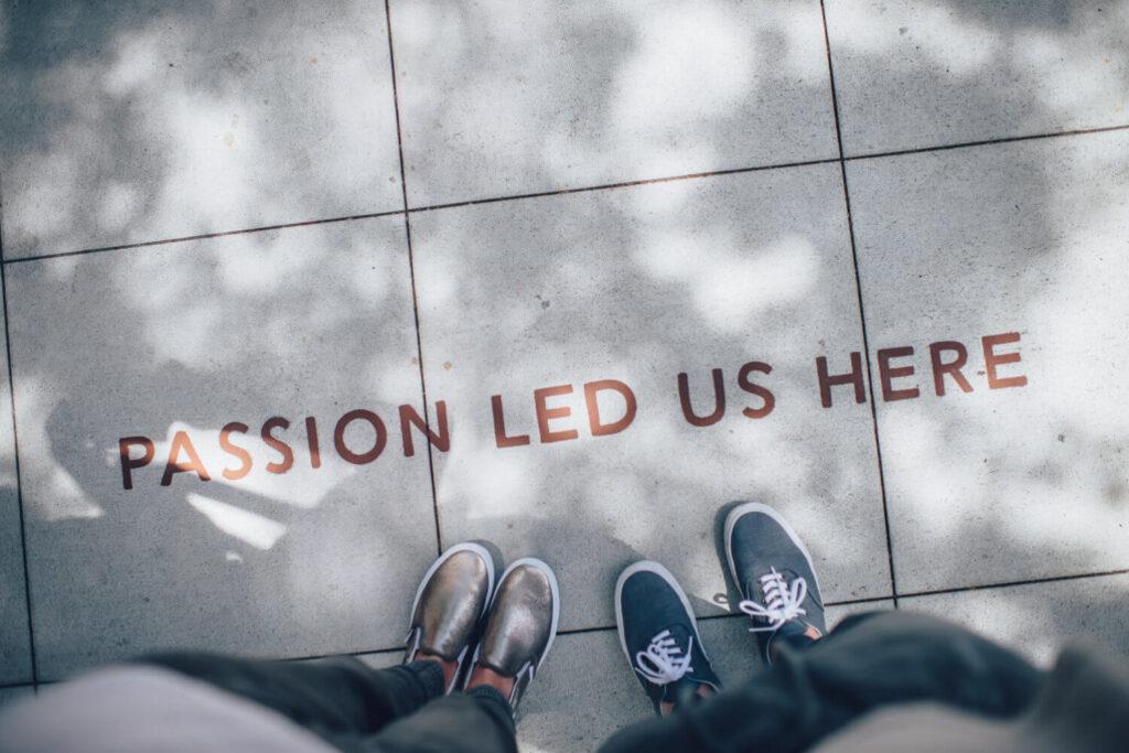 Beruf und Leidenschaft als Erfolgsgarant