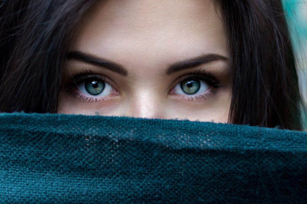 Das zuckende Auge