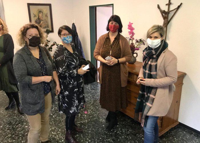 Netzwerken zu Coronazeiten: Gute Laune trotz Maske